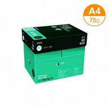 삼성물산 이지페이퍼 80g A4  1BOX