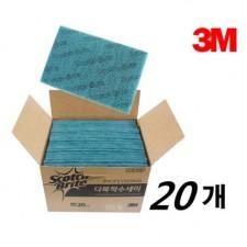 3M 스카치브라이트 수세미