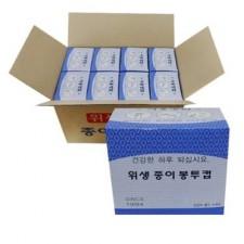 위생 봉투컵 4000매 X 1박스