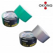 오공 강력 녹색 면 테이프 48mm X 10M 1BOX 50개입