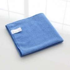 이지타올 극세사걸레 40*40cm (블루)