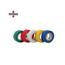 오공 전기 절연 테이프 19mmx10M(20개입)  5가지 색상 택1