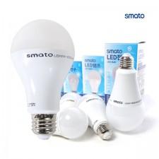 스마토 LED 램프 주광색 8W