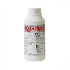 스마토 터보연막소독기 람다알파 살충제(500ml)